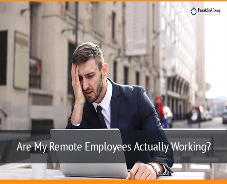 Are My Remote Employees Actually Working?